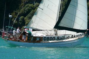 Akaroa Sailing Cruises