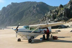 Stewart Island Flights - Coast to Coast