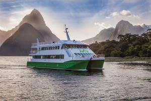 JUCY Cruise Milford Sound Classic Cruises