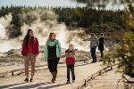 Hell's Gate Thermal Reserve, Mud Bath & Spas